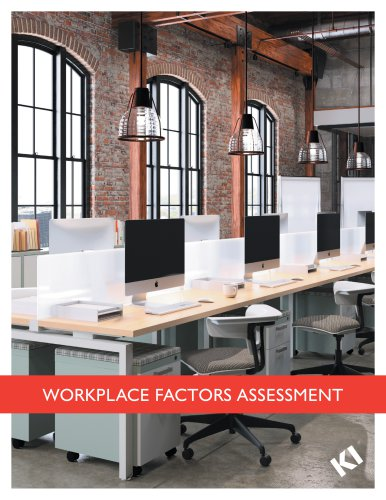 WORKPLACE FACTORS ASSESSMENT