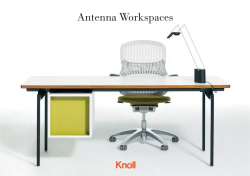 Antenna Workspaces Brochure