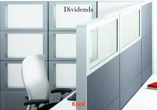 Dividends complete brochure