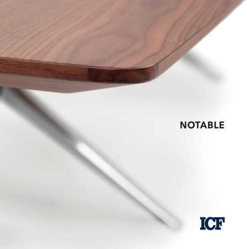 CATALOGUE NOTABLE Tables