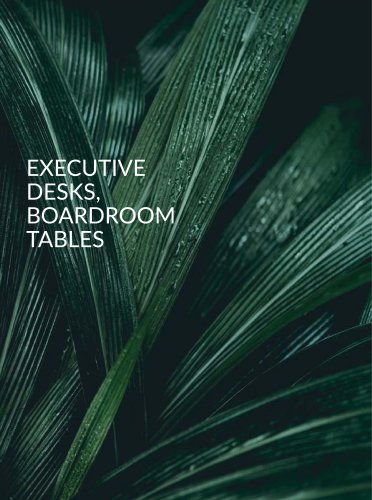 Executive Desks, Boardroom Tables