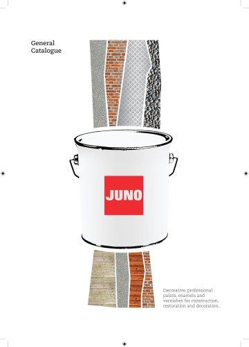 Juno General Catalogue