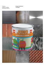 JUNO Industrial Products Catalogue