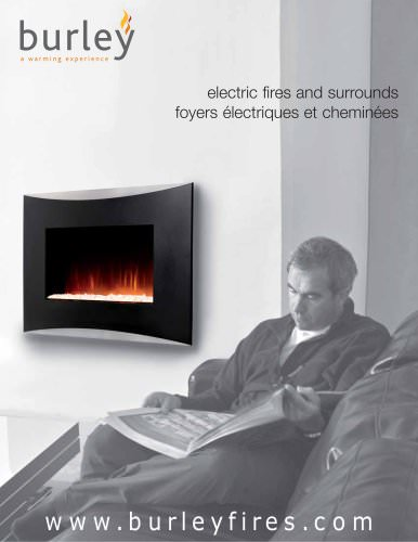 BURLEY ELECTRIC FIRES NORTH AMERICA