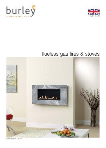 Flueless Gas Brochure