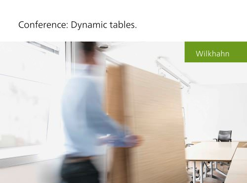 Dynamic conference tables