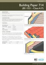 Building Paper 714