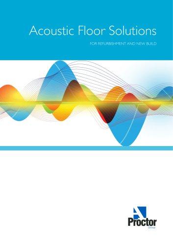 Proctors - Acoustics Brochure