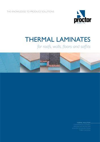 Thermal Laminates Brochure