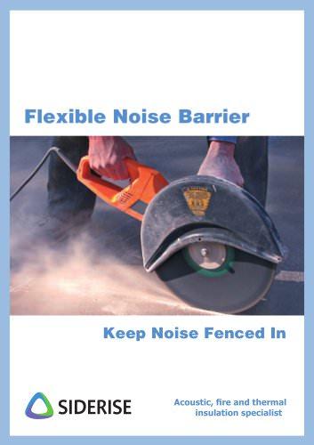 Flexible Noise Barrier