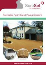 SureSet Domestic Brochure